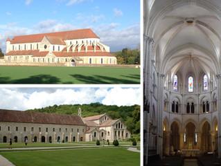Journées de formation  : la Bourgogne des abbayes : 12 & 13 juin 2019