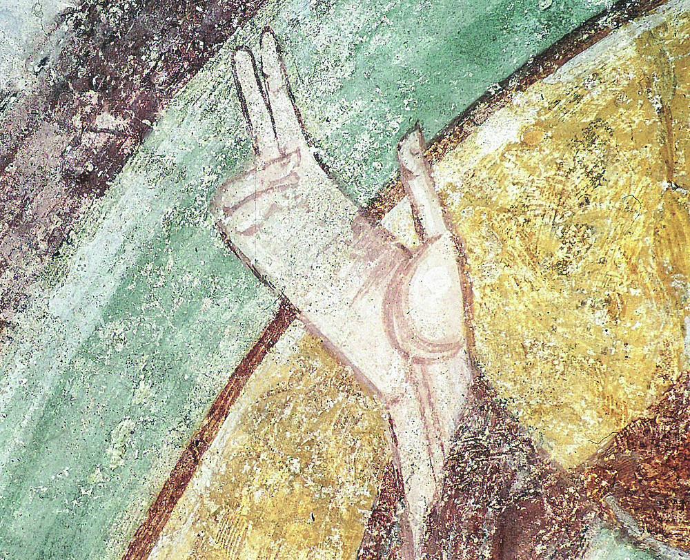 Palluau-sur-Indre, prieuré Saint-Laurent (cl. X. Anquetin)