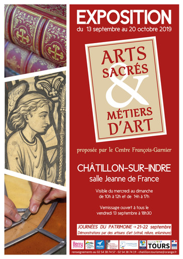 Arts sacrés & Métiers d'art