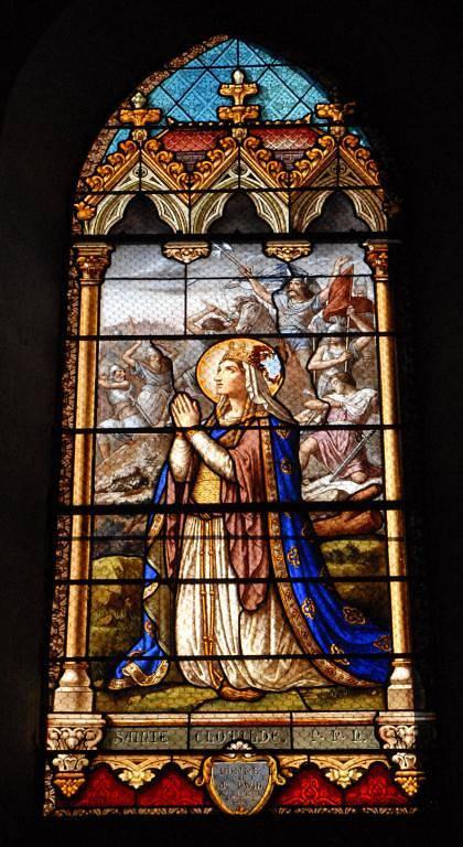 sainte Clotilde (F. Gaudin)
