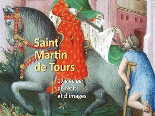 Nouvelle parution : Saint Martin de Tours, 17 siècles de récits et d'images