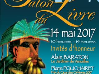 Salon du Livre régional de Palluau - dimanche 14 mai 2017