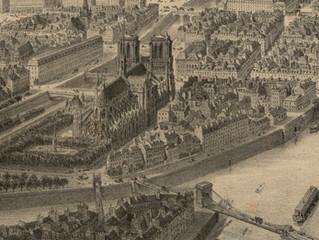 Notre-Dame de Paris, un an déjà...
