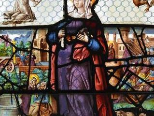 Entre histoire et hagiographie, la Vie de sainte Geneviève de Paris, un chemin de lumière