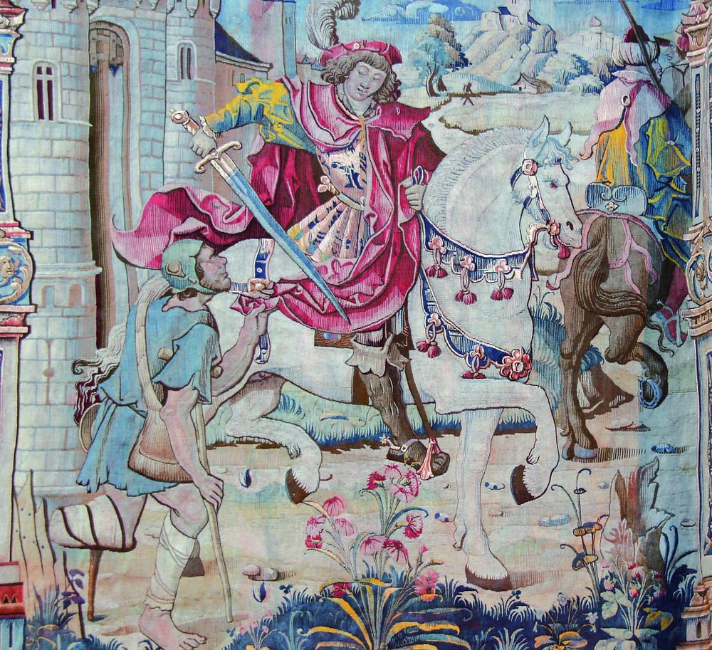 Montpezat de Quercy (cl. H. Fougeron)