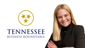 Tennessee Business Roundtable Adds Jessica Davis to Staff as Communications & Meetings Specialist