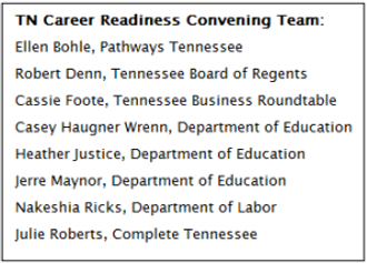 Employer Engagement Key Focus of Top States' Career Readiness Strategies