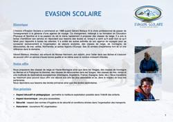 Evasion Scolaire - 1