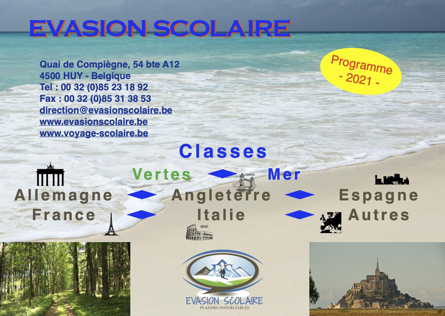 Evasion Scolaire 48