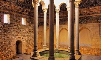 les bains arabes, gérone