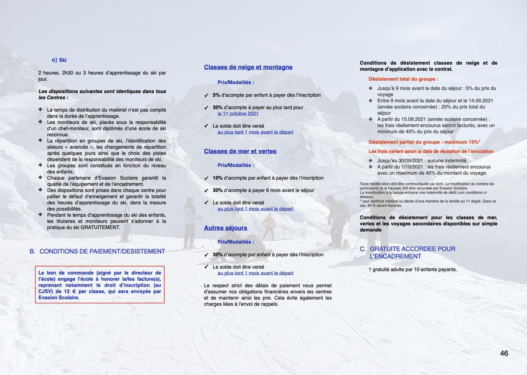 Evasion Scolaire - 46