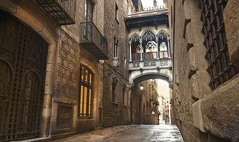 Barcelone clin d'oeil