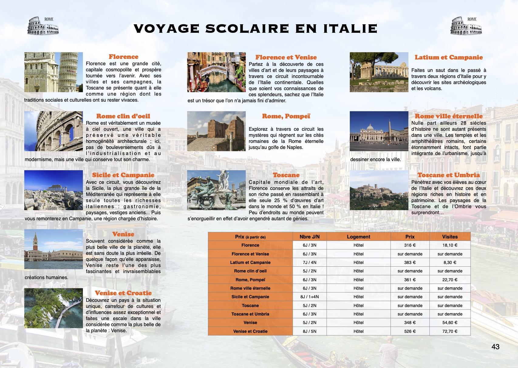 Evasion Scolaire - 43
