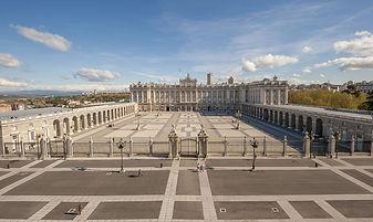 Palais Royal, Madrid