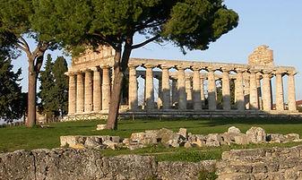 Temple grec, Paestum