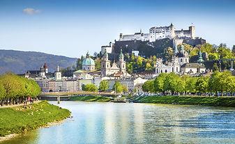 Salzburg ville de Mozart