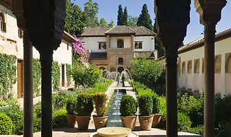 Generalife, Alhambra, Grenade
