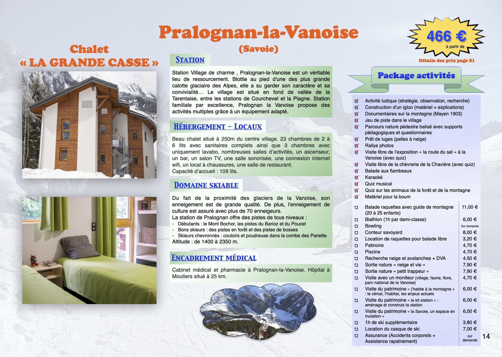 Evasion Scolaire - 14