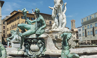 Fontaine de Neptune, Florence