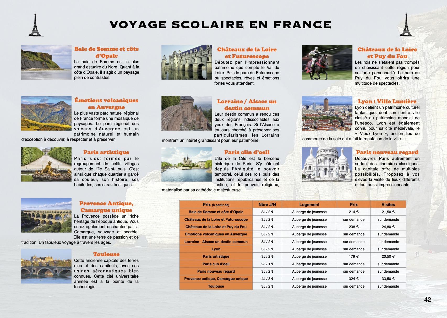 Evasion Scolaire - 42