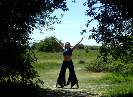 The birth of shakti yoga