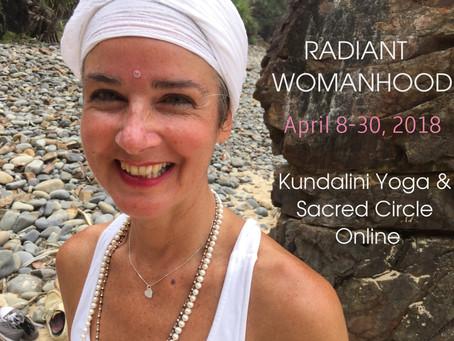 Radiant Womanhood