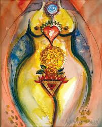 The Sacred Body of Woman