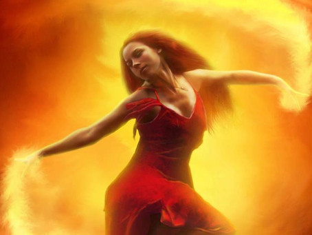 Dancing the Goddess