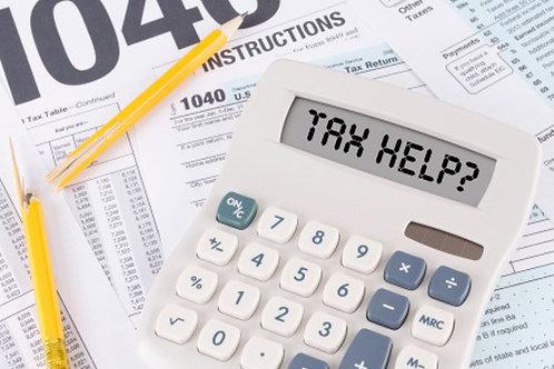 Tax Preparation Training