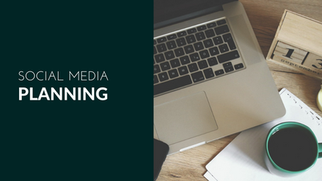 Be Prepared: Planning Social Media Content