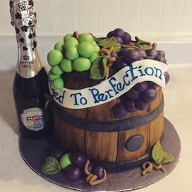 ._._._._._#AgedToPerfection #BirthdayCak