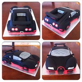 #Bugati #Sculpted #SculptedCake #Car #Re