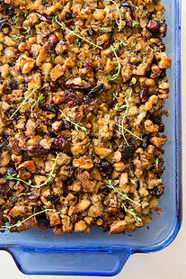 Easy Homemade Sourdough Stuffing