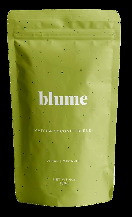 Blume: Matcha Coconut Blend