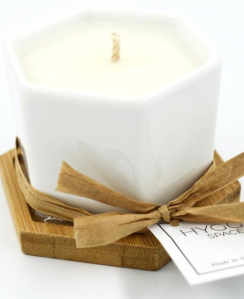 Hygge: Hexagon Komfort Candle