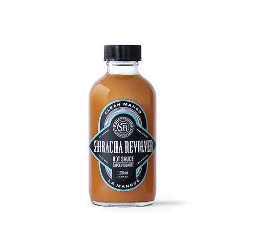 Sriracha Revolver: Clean Mango Hot Sauce