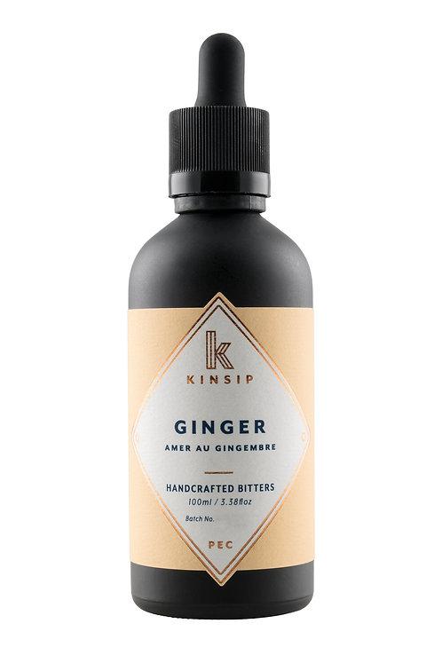 Kinsip: Ginger Handcrafted Bitters