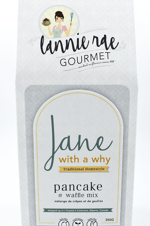 Lannie Rae: Jane with a Why