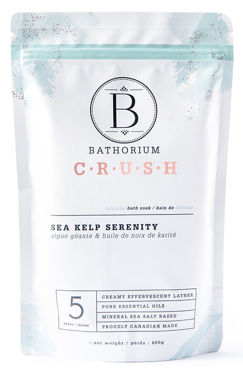 Bathorium: Sea Kelp Serenity Bath Soak