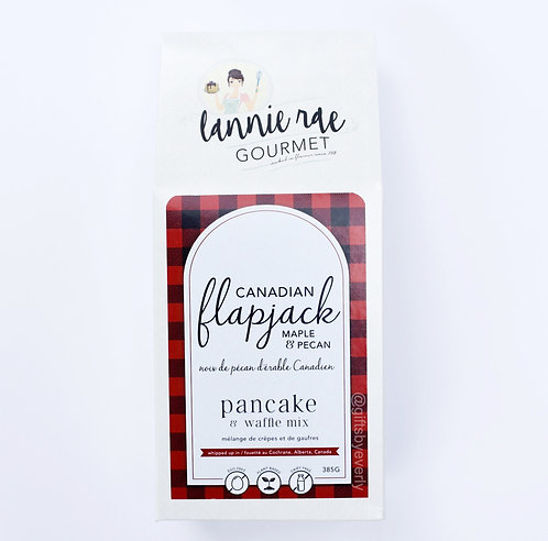 Lannie Rae: Canadian Flapjack