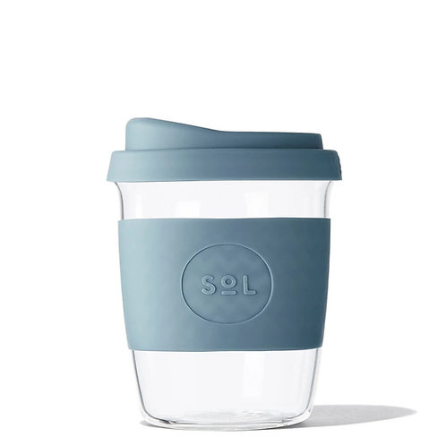 SoL Cup: 8oz Blue Stone