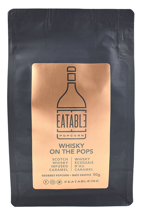 EATABLE: Whisky on the Pops