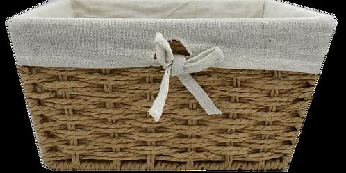 Kraft Wicker Gift Basket (Small)