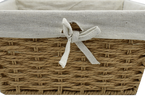 Kraft Wicker Gift Basket