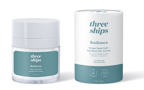 Three Ships: Radiance Cream