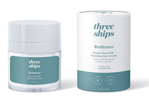 Three Ships: Radiance Cream