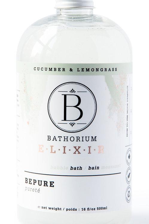 Bathorium: BePure Bubble Bath