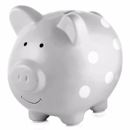 Pearhead: Large Ceramic Piggy Bank
