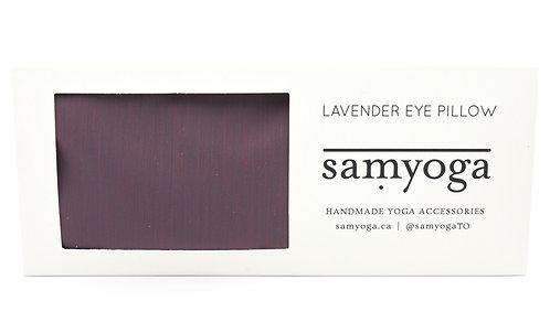 samyoga: Lavender Eye Pillow