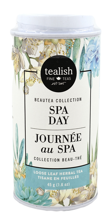 Tealish: Spa Day